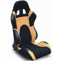 Quality Modern Adjustable Custom Racing Seats With Rails And Logo , Easy To Install wholesale