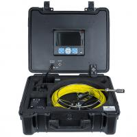 Quality cctv pipe inspection camera system and abs inspection tool case wholesale