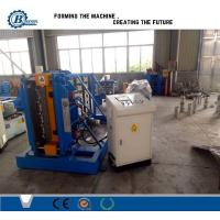 Quality Hydralic Curving Machine With Cr12 Corrugated Punching Moulds For Roof Panel wholesale