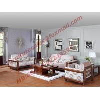 Quality High Quality 1+2+3 Wooden Sofa Set from Shenzhen Right Home Furniture in Shenzhen China wholesale