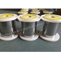 Quality High Heat Thermocouple Components Type E Chromel Constantan Alloy Wire wholesale