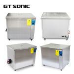 Quality SUS304 Ultrasonic Gun Parts Cleaner CPB Heated Soak Tank Large Capacity 28kHz/40kHz wholesale