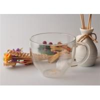 Quality Pyrex Double Wall Glass Tea Infuser , Double Walled Thermo Glasses wholesale