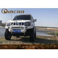 Quality Off Road Front Bumper Auto Car Steel Front Bumper Guard Replacement wholesale