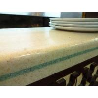China Corian Solid Surface Restaurant Worktop (T-O) on sale