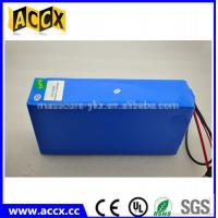 Quality New! Rechargeable Electric Bicycle Batteries 48V 15AH Lithium Ion PVC Battery wholesale
