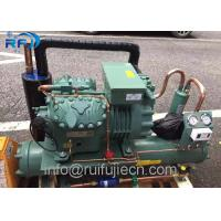 China R404 Refrigeration Condensing Unit / Bitzer 6FE-50Y Water Cooled Condenser Unit on sale