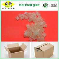Quality Rubber Hot Melt Glue Packaging Granule ,  Packing Box Adhesive Non Toxic wholesale