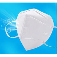 Quality GB2626-2006 Approved KN95 Disposable Folding Non-Valve 5 Layer Auti-dust Non-woven Mask KN95 Protective Mask KN95 Dust wholesale