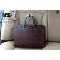MontBlanc Men Briefcases Bags With Shoulder Straps Top Quality Gent Handbags