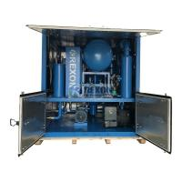 Quality Water Proof Type Vacuum Processing Insulating Oil Purifier Dewater and Degas from Oil wholesale