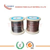 Quality Nichrome Wire  Ni35Cr20 ,  Nicr Resistance Alloy in High Temperature Applications wholesale