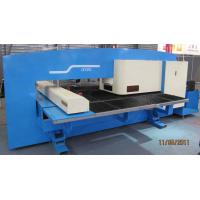 Quality 4 axis synchronised control CNC Punching Machine for turret punching press wholesale