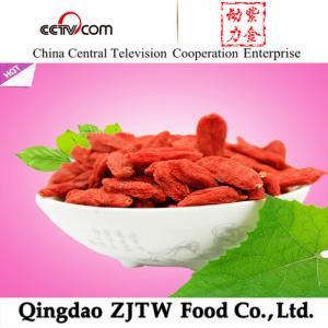 Quality 100% Natural 2014 High Quality Xinjiang Organic Goji Berries wholesale
