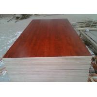 WBP glue melamine plywood for Mauritius market with water proof features