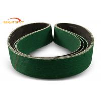Quality Multipurpose 4 X 21 Metal Sanding Belts Hand Held For Woodworking 36 - 400 Grits wholesale