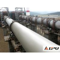 Quality High Capacity Lime / Limestone Rotary Kiln Equipment In Cement Production Line wholesale