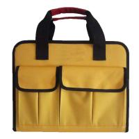 Quality Tote Soft  Nylon  Mechanic Tool Bag With Multiple Pockets Size Customized wholesale