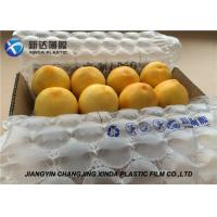 Quality Food Grade Air Cushion Film 400 X 288mm Air Cushion Bag For Fruits Eco - Friendly wholesale
