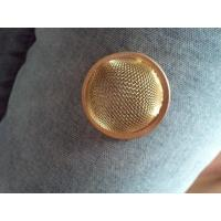 China factory supply high quality filter/wire mesh basket strainer with stainless steel on sale