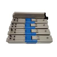 Quality Remanufactured for OKI 44469804/ 44469722/ 44469723/ 44469724 Color Toner Cartridges wholesale