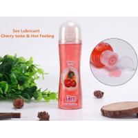 Quality Top Rated Personal Lube Citrus Lubricant Oil Sex Flavored Personal Lube 100ml wholesale