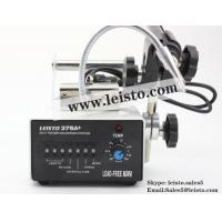 Quality 375A+ Self Feeder Soldering Station With Foot Pedal Leisto Soldering Station wholesale