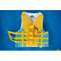 Buy cheap Water Park Inflatable Buoyancy Vest For Sea Or Lake from wholesalers