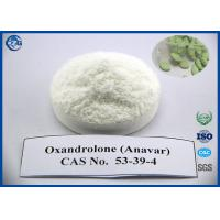Quality Cas 53 39 4 Raw Powder Steroids 99% Purity Oxandrolone Anavar Pills wholesale