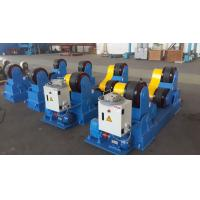 Buy cheap HGZ Pipe Welding Rollers Digital Display Truning Speed 1000mm / min Danfoss VFD from wholesalers