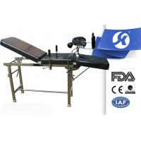 China High Density Poam Stainless Steel Gynecological Examination Table ISO9001 on sale