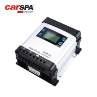 China 50a Mppt Solar Charge Controller 24V 48V Electronic Protection Auto Recognition on sale