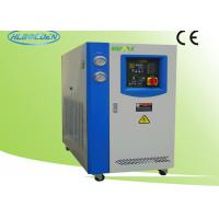 Quality Energy Saving Scroll Type Air Cooled Water Chiller Microcomputer Control wholesale