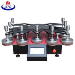 China PLC Control Universal Tensile Testing Machine / Textile Martindale Abrasion Tester on sale