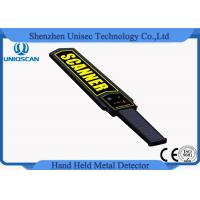 Quality Portable Super Scanner Hand Held Metal Detector MD3003B1 For Airport wholesale