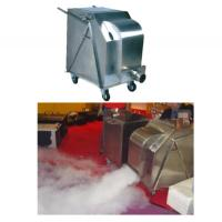 China 3000 W Dry Ice Machine Stainless Steel Exterior For Wedding Party Fog on sale