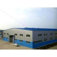 China Light Steel Frame Structures Buildings Low Cost Warehouse Construction on sale