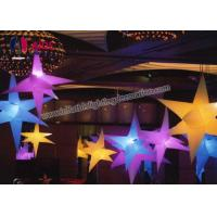 Quality Birthday Party Decorations Inflatable LED Star Air Custom Printed Balloons wholesale