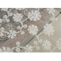 China french white white bridal lace fabric wholesale on sale
