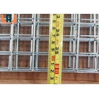 Stainless Steel Welded Wire Mesh Corrosion Resistance For Construction for sale