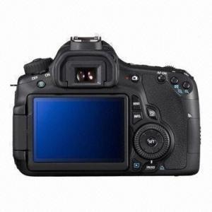 China 60D Digital SLR Camera with Kit EF-S 18 to 55mm DSLR Lens, 17m Flash Range on sale