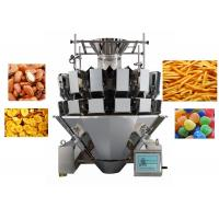 Buy cheap Food Packing With Scale  Automatic Weighing Multihead Weigher from wholesalers