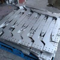 Quality Turret Punching Bending Stainless Steel Fabrication General Metal Components wholesale