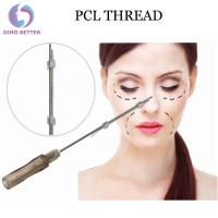 Quality Cosmetic Thread COG Collagen Lifting Barbed Suture Thread PCL Face Lifting Hilos Tensores wholesale
