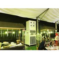 Quality 36HP Temporary Large Wedding Tent Air Conditioner Anti - High Temperature wholesale
