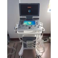 Quality Canyearn C95 Plus Full Digital Built-in Ultrasonic Diagnostic System Light Trolley Color Doppler Ultrasound Scanner with wholesale