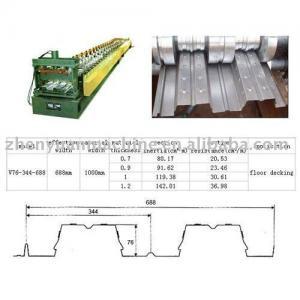 Quality deck roll forming machine,floor deck forming machine,steel decking forming machine wholesale