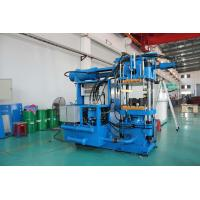Quality Space Saving Horizontal Rubber Injection Molding Machine 400 Ton 4000cc Volume wholesale