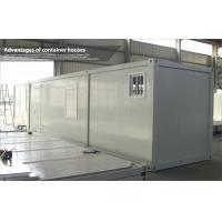 Quality Waterproof Prefabricated 40ft Container House with Color Steel Sandwich Panel Door wholesale