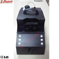 Quality 1000W LED Fog - Bubble Machine With 6*3W RGB LED 3 in 1 Function, Timer Romote Control  X-F25L wholesale